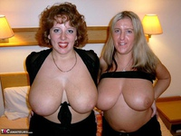 CurvyClaire. Claire & Mellons Marie Play On The Bed Pt1 Free Pic 8
