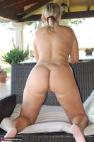 SweetSusi. Smoking On The Terrace Free Pic 12