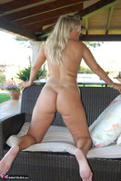 SweetSusi. Smoking On The Terrace Free Pic 13