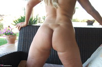 SweetSusi. Smoking On The Terrace Free Pic 15
