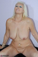 PlatinumBlonde. Black Body Stocking Free Pic 4