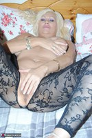 PlatinumBlonde. Black Body Stocking Free Pic 18