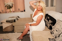 JessicasHoneyz. Naughty Nicky Lady In White Pt1 Free Pic 2