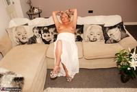 JessicasHoneyz. Naughty Nicky Lady In White Pt1 Free Pic 12