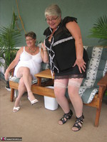 GirdleGoddess. Girdle Goddess & Mistress Sue Free Pic 1