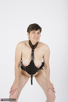 HotMilf. In The Leather Harness Free Pic 11