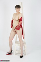 HotMilf. Red Negligee Free Pic 16