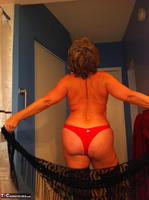 BustyBliss. Panties, Vibes & Cuffs In My Bathroom Pt1 Free Pic 7