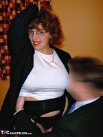 CurvyClaire. Down To Business Pt1 Free Pic 6