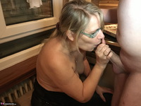 SweetSusi. Facialised On My Glasses Free Pic 9