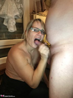 SweetSusi. Facialised On My Glasses Free Pic 10