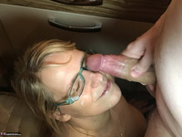 SweetSusi. Facialised On My Glasses Free Pic 17