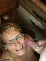 SweetSusi. Facialised On My Glasses Free Pic 18