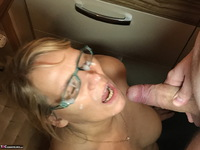 SweetSusi. Facialised On My Glasses Free Pic 19
