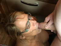 SweetSusi. Facialised On My Glasses Free Pic 20