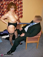 Curvy Claire. Down To Business Pt2 Free Pic 2