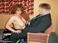 Curvy Claire. Down To Business Pt2 Free Pic 3