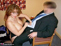 Curvy Claire. Down To Business Pt2 Free Pic 5