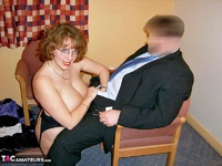 Curvy Claire. Down To Business Pt2 Free Pic 6