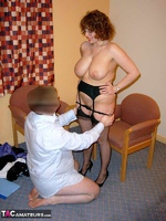 Curvy Claire. Down To Business Pt2 Free Pic 14