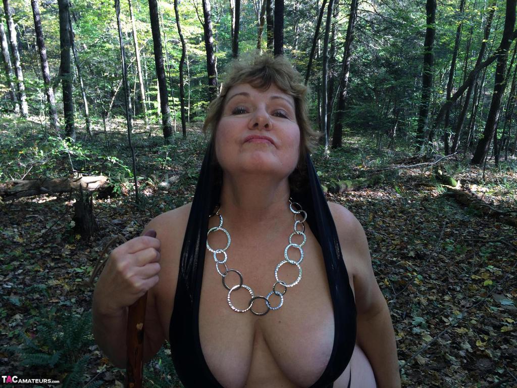 Bliss (Etats-Unis) en forêt