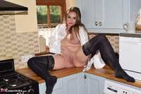SophiaDelane. Playing In The Kitchen Free Pic 9