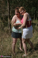Kinky Carol. Lesbo Fun With Claire In The Woods Pt1 Free Pic 6