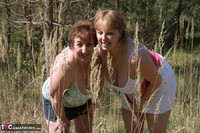 Kinky Carol. Lesbo Fun With Claire In The Woods Pt1 Free Pic 10