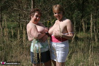 Kinky Carol. Lesbo Fun With Claire In The Woods Pt1 Free Pic 17