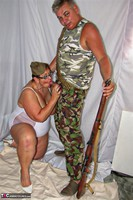 KimsAmateurs. John & Honey In The Army Free Pic 6