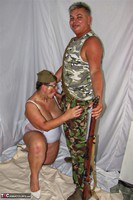 KimsAmateurs. John & Honey In The Army Free Pic 7