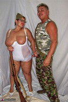 KimsAmateurs. John & Honey In The Army Free Pic 9