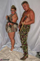 KimsAmateurs. John & Honey In The Army Free Pic 11