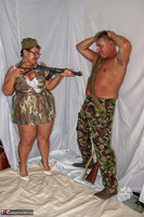 KimsAmateurs. John & Honey In The Army Free Pic 12