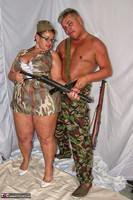 KimsAmateurs. John & Honey In The Army Free Pic 13