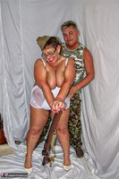 KimsAmateurs. John & Honey In The Army Free Pic 14