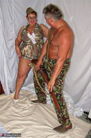 KimsAmateurs. John & Honey In The Army Free Pic 15