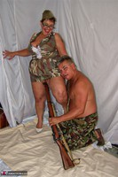 KimsAmateurs. John & Honey In The Army Free Pic 16
