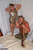 KimsAmateurs. John & Honey In The Army Free Pic 17