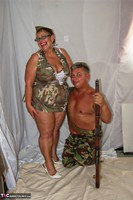 KimsAmateurs. John & Honey In The Army Free Pic 18