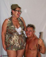 KimsAmateurs. John & Honey In The Army Free Pic 19