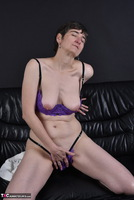 HotMilf. Purple Uplift Bra Free Pic 12