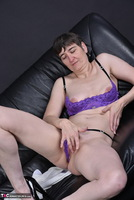 HotMilf. Purple Uplift Bra Free Pic 15