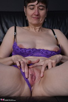 HotMilf. Purple Uplift Bra Free Pic 20