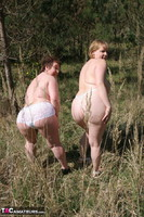 KinkyCarol. Lesbo Fun With Claire In The Woods Pt3 Free Pic 8
