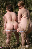 Kinky Carol. Lesbo Fun With Claire In The Woods Pt3 Free Pic 16