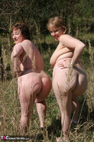 Kinky Carol. Lesbo Fun With Claire In The Woods Pt3 Free Pic 19