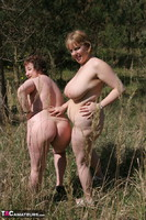 KinkyCarol. Lesbo Fun With Claire In The Woods Pt3 Free Pic 20