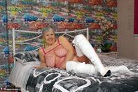 . White PVC Boots Free Pic 14