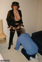 Curvy Claire. Whipping & Face Sitting Free Pic 1